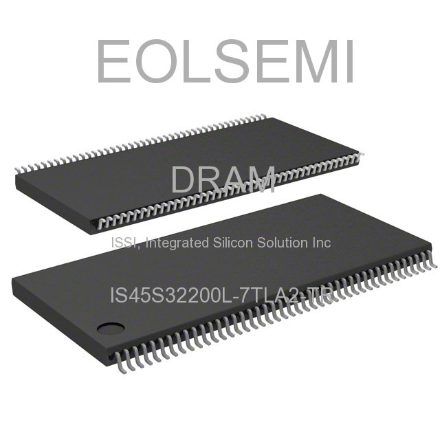 IS45S32200L-7TLA2-TR - ISSI, Integrated Silicon Solution Inc
