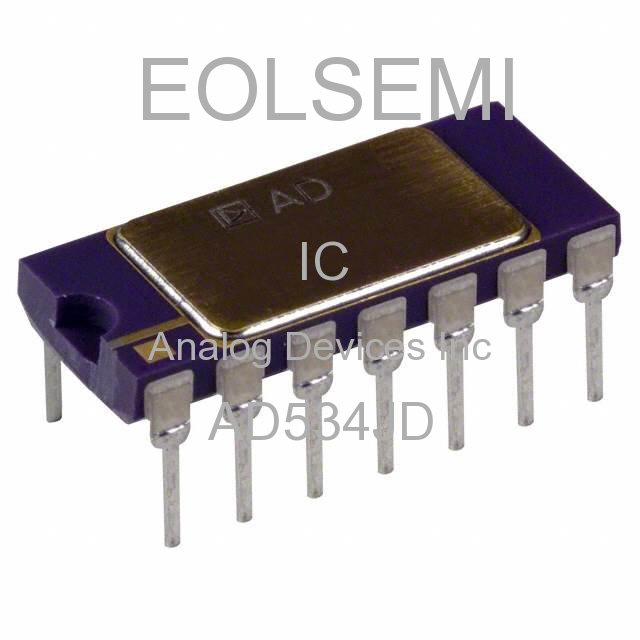 AD534JD - Analog Devices Inc - IC