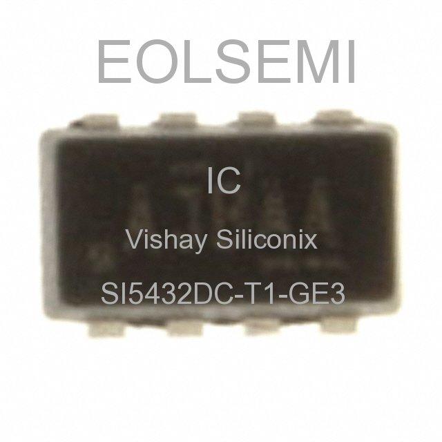 SI5432DC-T1-GE3 - Vishay Siliconix