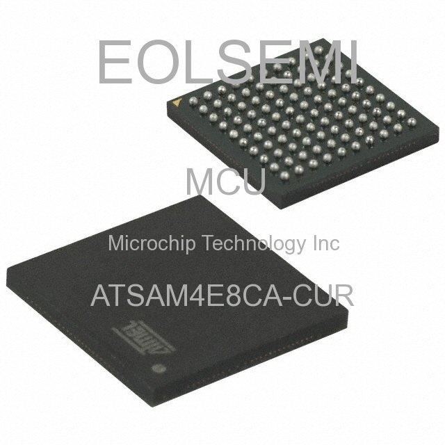 ATSAM4E8CA-CUR - Microchip Technology Inc