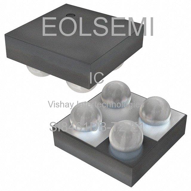 SI8461DB-T2-E1 - Vishay Intertechnologies