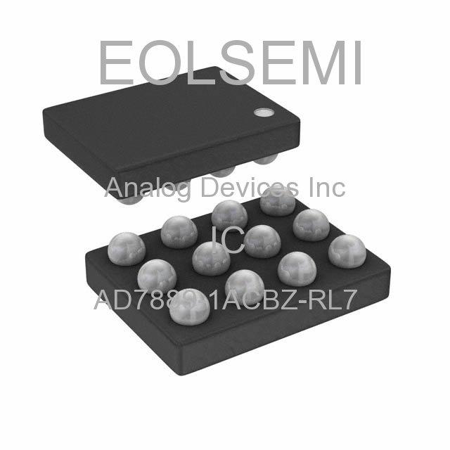 AD7889-1ACBZ-RL7 - Analog Devices Inc - IC