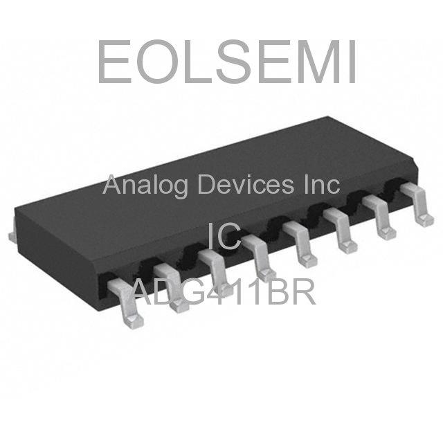 ADG411BR - Analog Devices Inc - IC