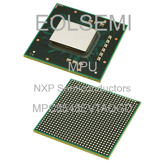 MPC8548EVTAQGD - NXP Semiconductors