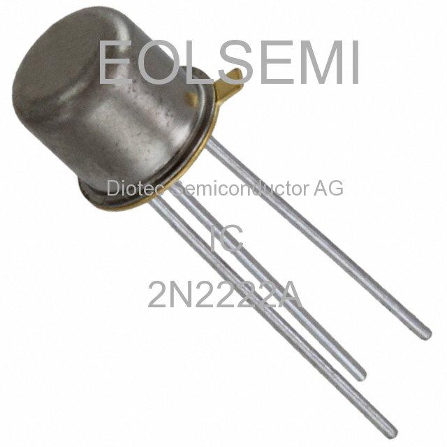 2N2222A - Diotec Semiconductor AG - IC