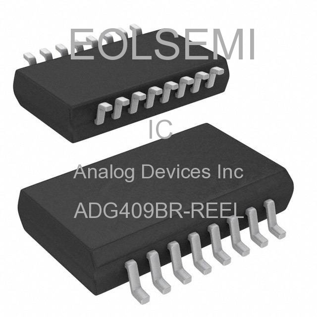 ADG409BR-REEL - Analog Devices Inc