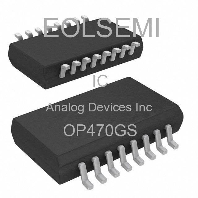 OP470GS - Analog Devices Inc