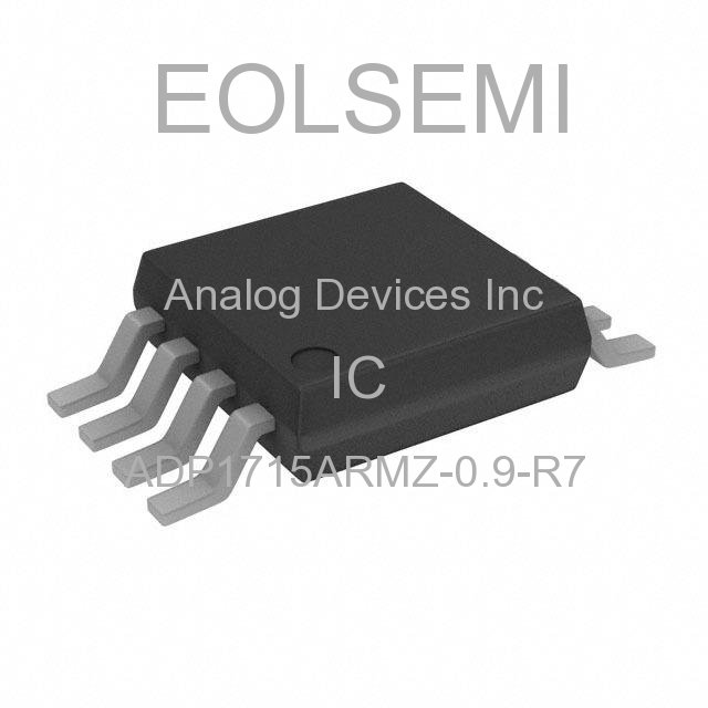 ADP1715ARMZ-0.9-R7 - Analog Devices Inc - IC