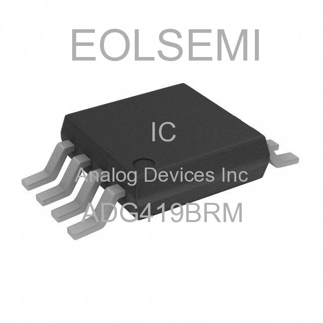 ADG419BRM - Analog Devices Inc
