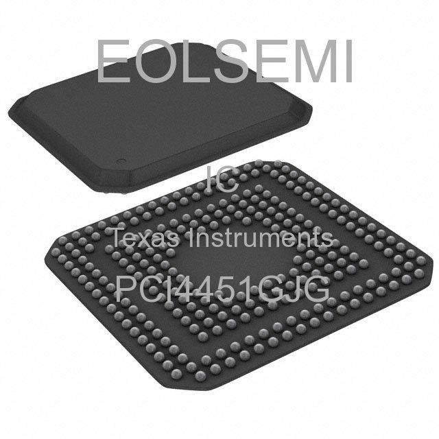 PCI4451GJG - Texas Instruments
