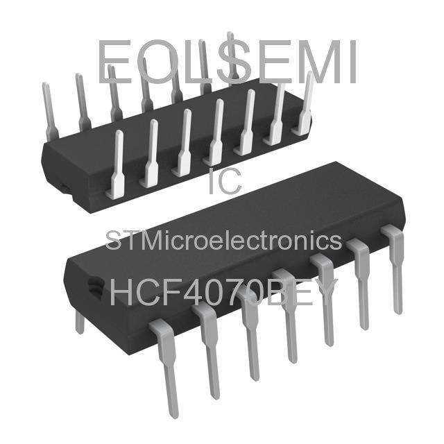 HCF4070BEY - STMicroelectronics