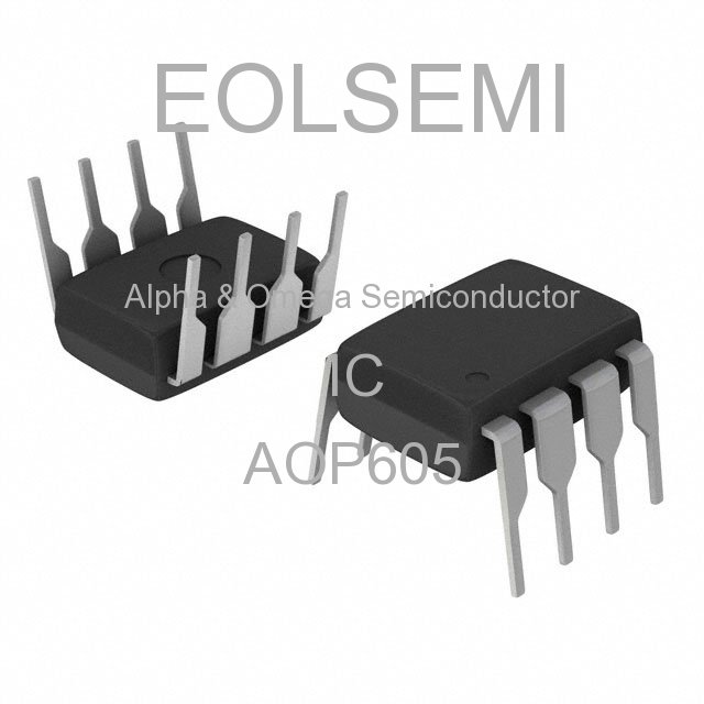 AOP605 - Alpha & Omega Semiconductor - IC