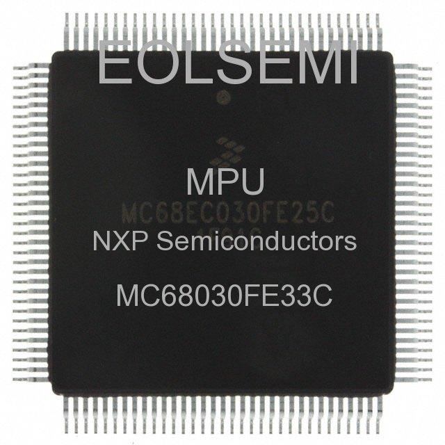 MC68030FE33C - NXP Semiconductors