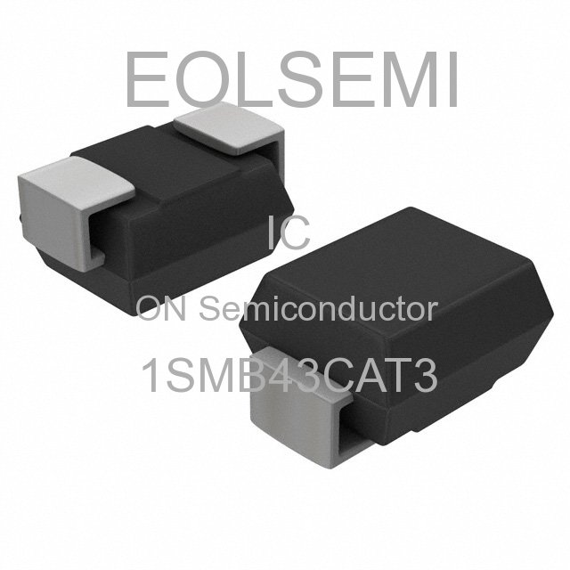1SMB43CAT3 - ON Semiconductor -