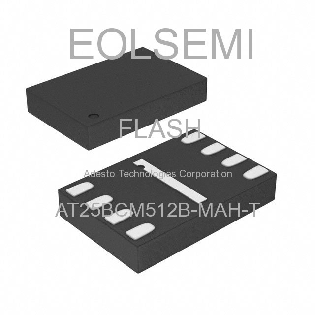AT25BCM512B-MAH-T - Adesto Technologies Corporation