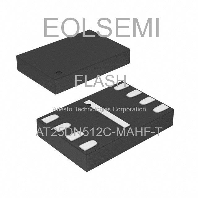 AT25DN512C-MAHF-T - Adesto Technologies Corporation