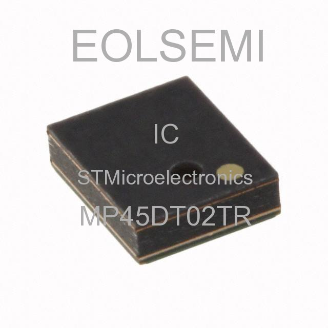 MP45DT02TR - STMicroelectronics