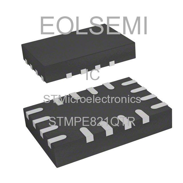 STMPE821QTR - STMicroelectronics