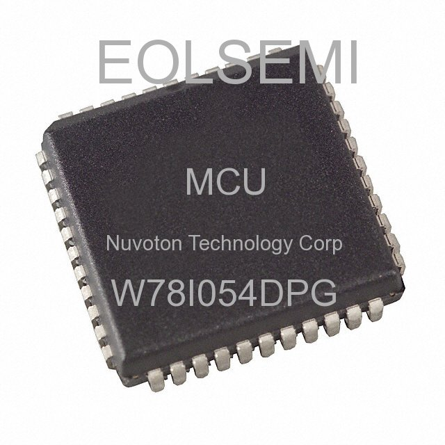 W78I054DPG - Nuvoton Technology Corp