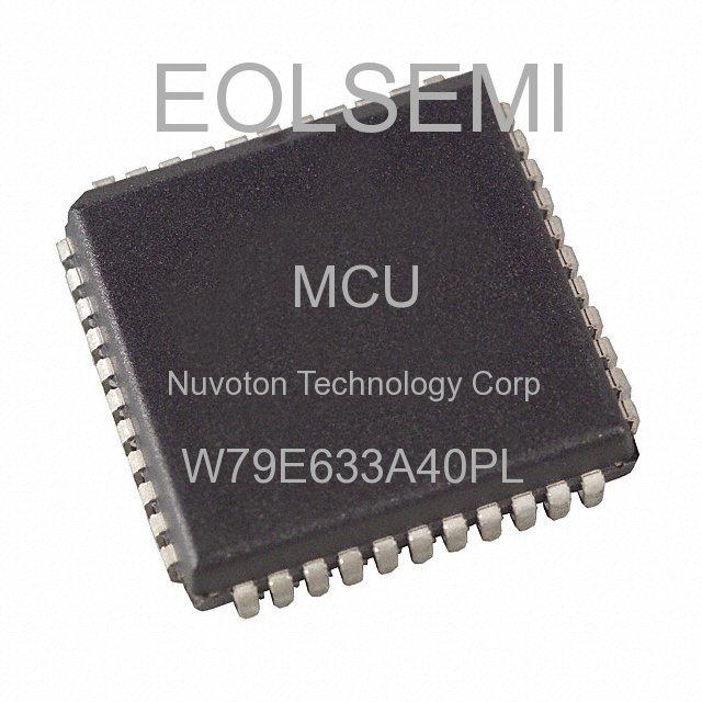 W79E633A40PL - Nuvoton Technology Corp