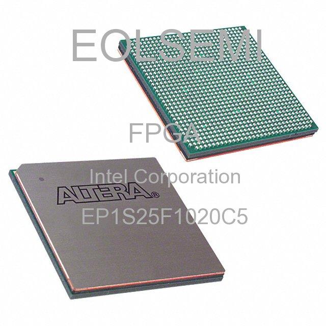 EP1S25F1020C5 - Intel Corporation