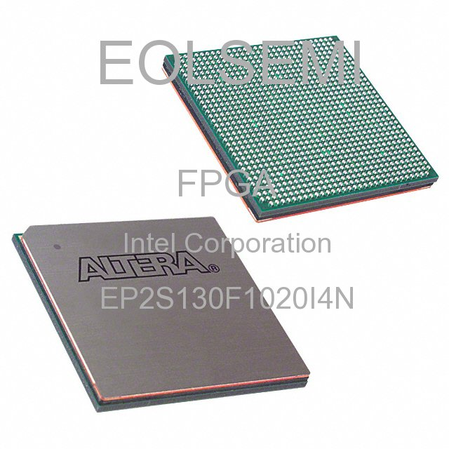 EP2S130F1020I4N - Intel Corporation