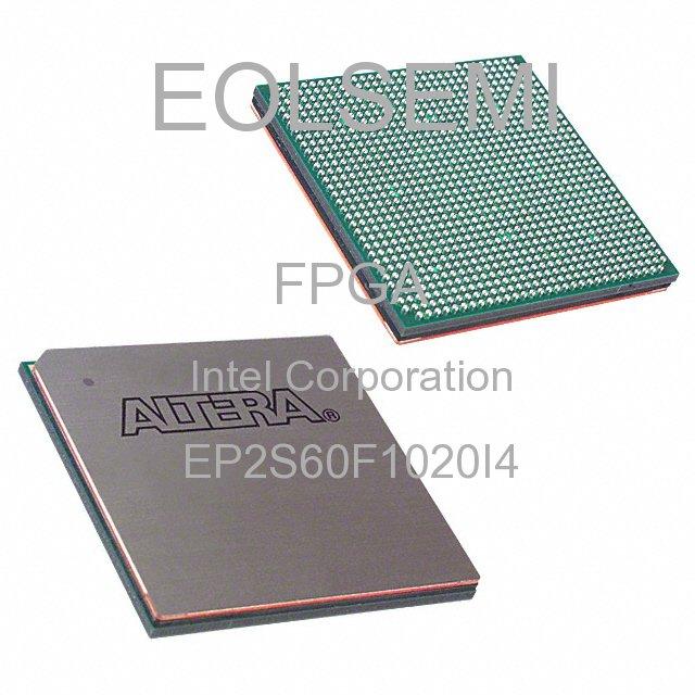 EP2S60F1020I4 - Intel Corporation