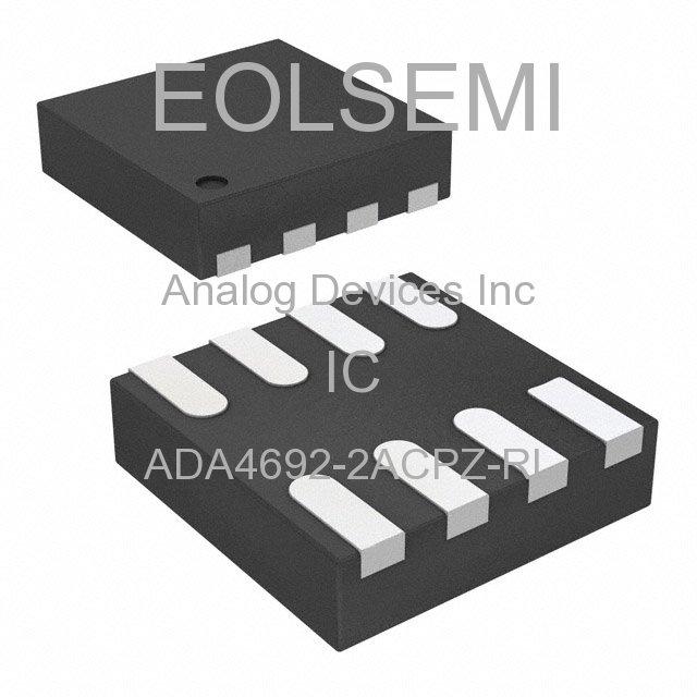 ADA4692-2ACPZ-RL - Analog Devices Inc - IC
