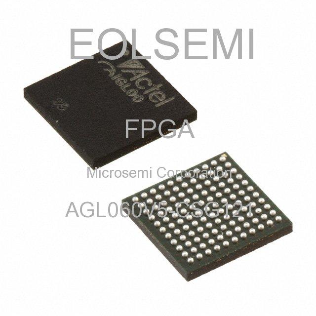 AGL060V5-CSG121 - Microsemi Corporation