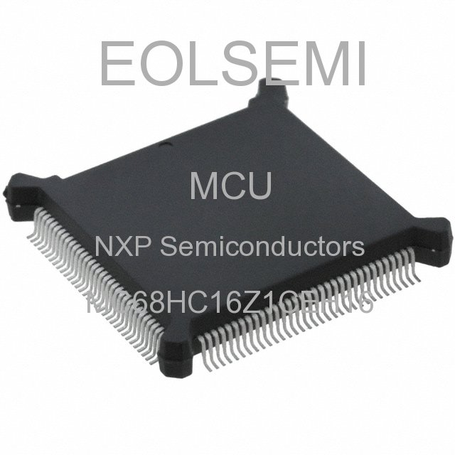 MC68HC16Z1CEH16 - NXP Semiconductors