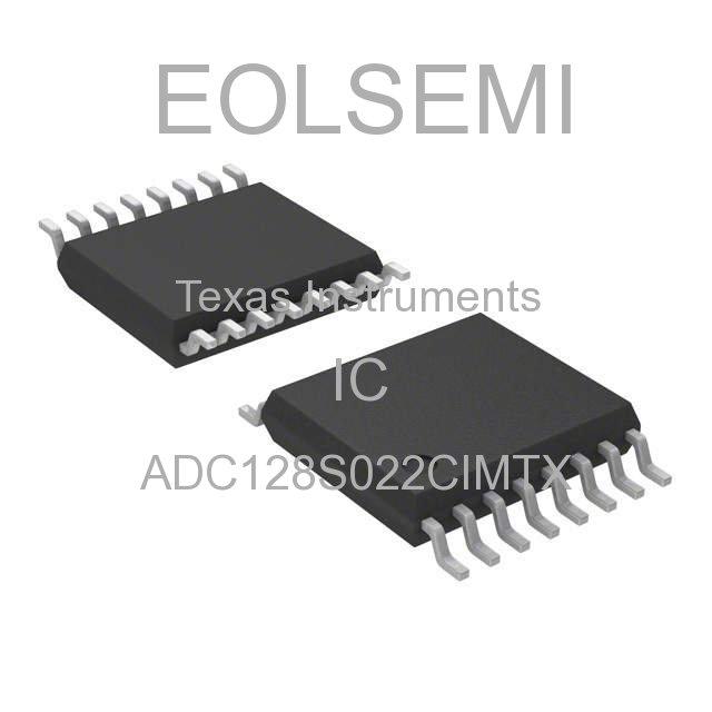 ADC128S022CIMTX - Texas Instruments - IC