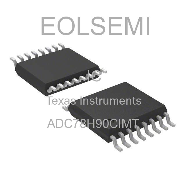 ADC78H90CIMT - Texas Instruments - IC