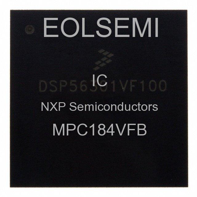MPC184VFB - NXP Semiconductors