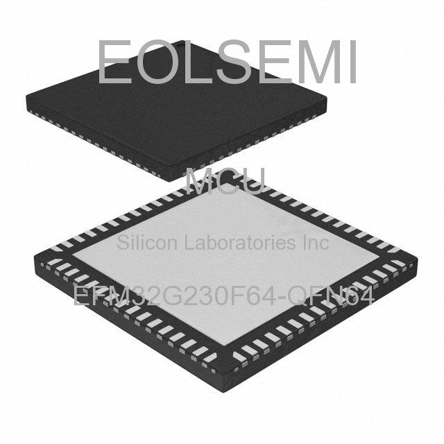 EFM32G230F64-QFN64 - Silicon Laboratories Inc