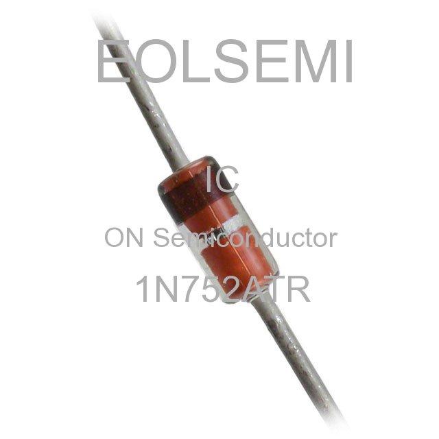 1N752ATR - ON Semiconductor -