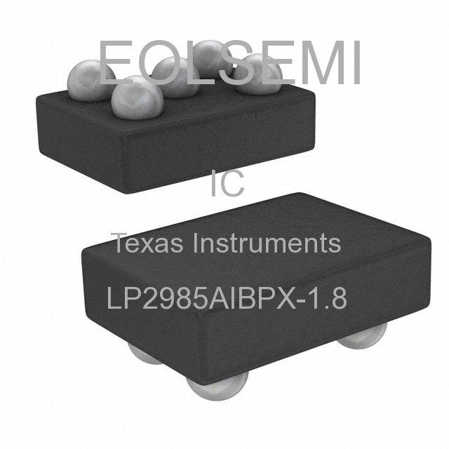 LP2985AIBPX-1.8 - Texas Instruments