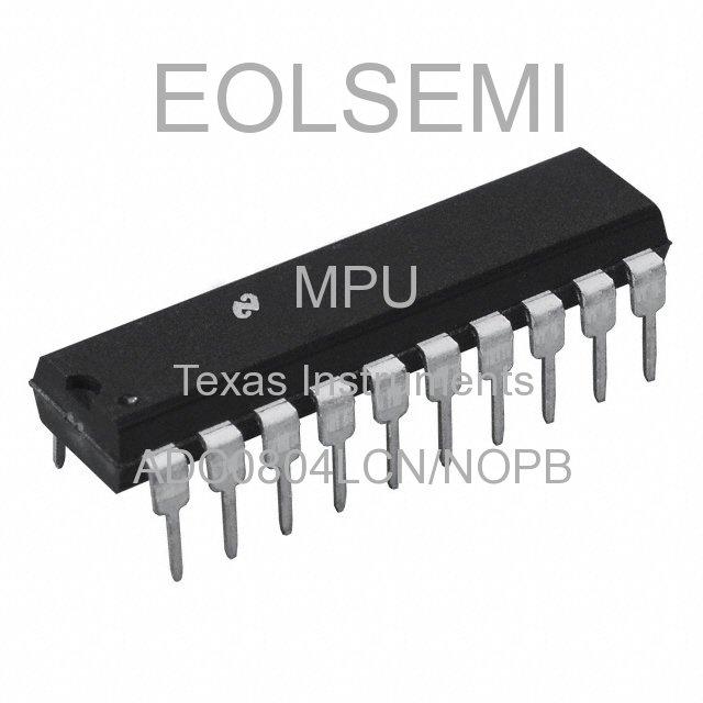 ADC0804LCN/NOPB - Texas Instruments