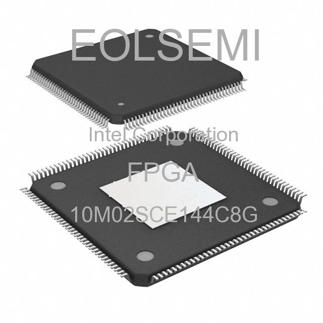 10M02SCE144C8G - Intel Corporation - FPGA