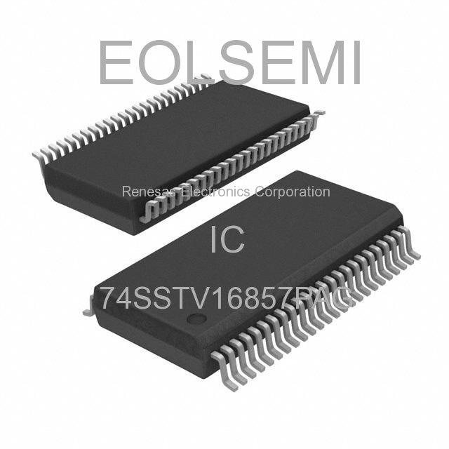 74SSTV16857PAG - Renesas Electronics Corporation - IC