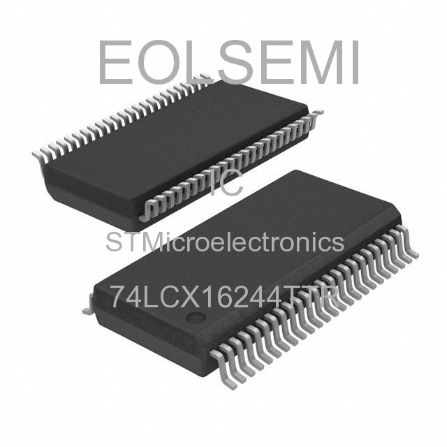 74LCX16244TTR - STMicroelectronics -