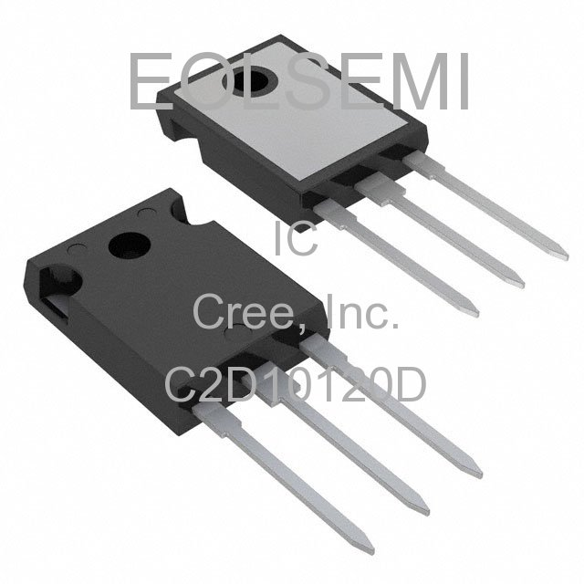C2D10120D - Cree, Inc.