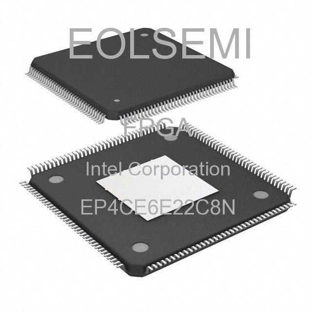 EP4CE6E22C8N - Intel Corporation