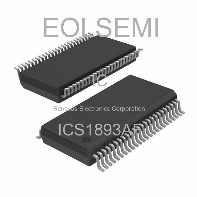 ICS1893AF - Renesas Electronics Corporation