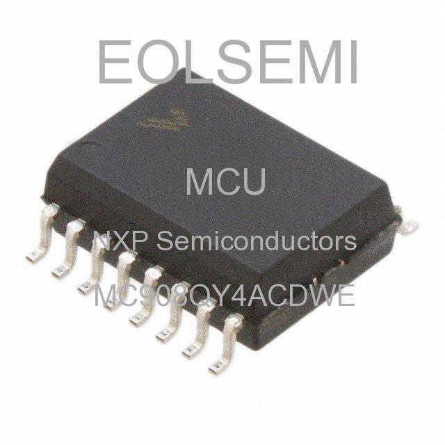 MC908QY4ACDWE - NXP Semiconductors