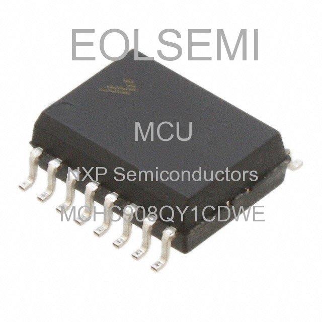 MCHC908QY1CDWE - NXP Semiconductors