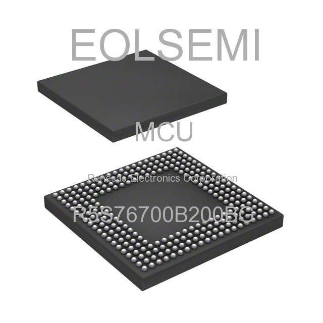 R5S76700B200BG - Renesas Electronics Corporation