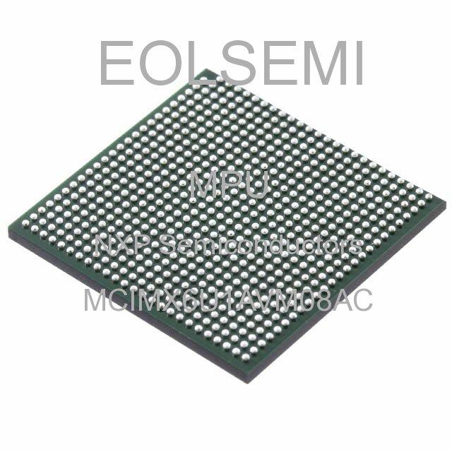 MCIMX6U1AVM08AC - NXP Semiconductors