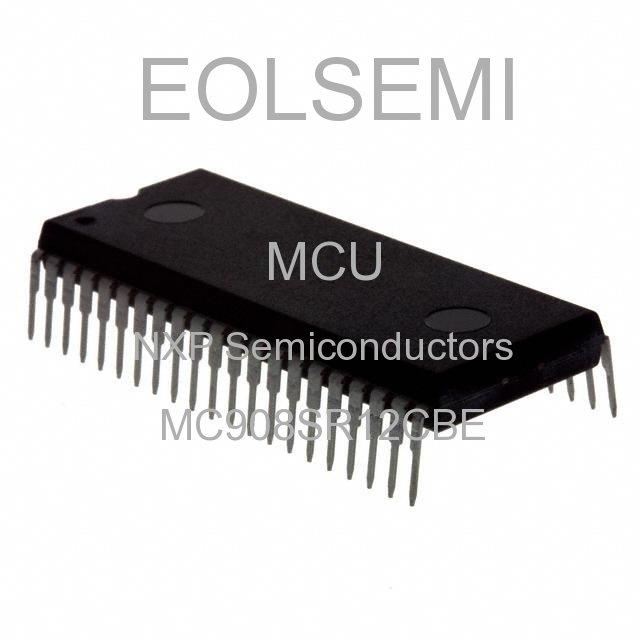 MC908SR12CBE - NXP Semiconductors