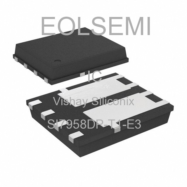 SI7958DP-T1-E3 - Vishay Siliconix