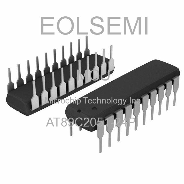 AT89C2051-24PI - Microchip Technology Inc